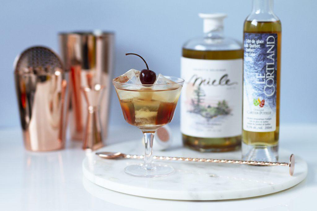 Le cidre en mode cocktail