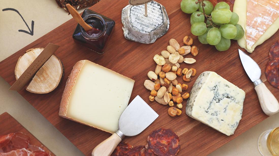 Cidres et fromages: l'accord parfait!
