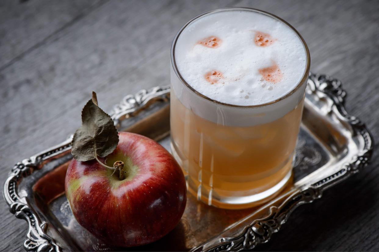 Cidre de glace et cocktails