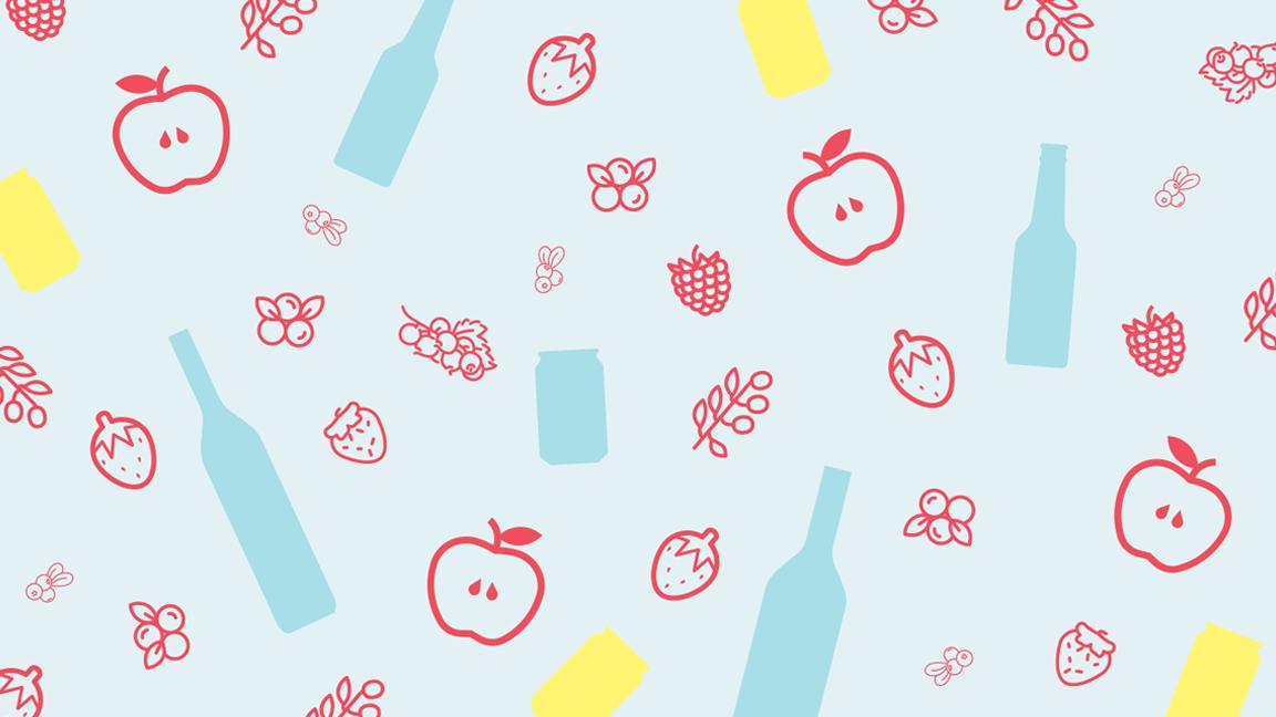 Cidres aromatisés: les petits fruits ont la cote!